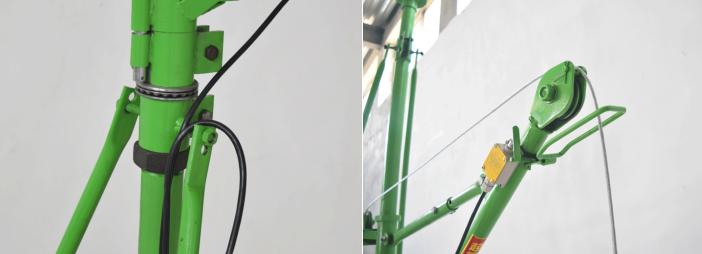 支架接口、轴承、限位