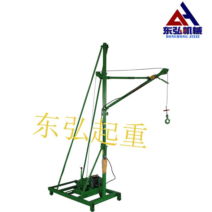 移动式多功能吊运机展示图