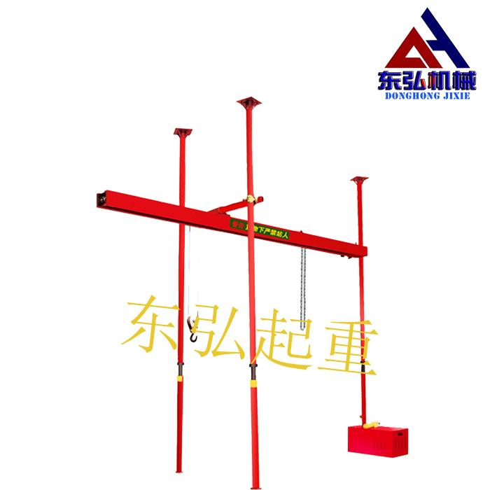 双绳直滑式吊运机产品展示图