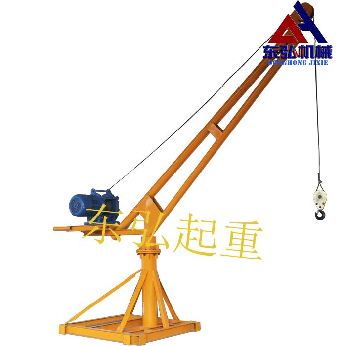 大型建筑工地搬运使用型吊运机