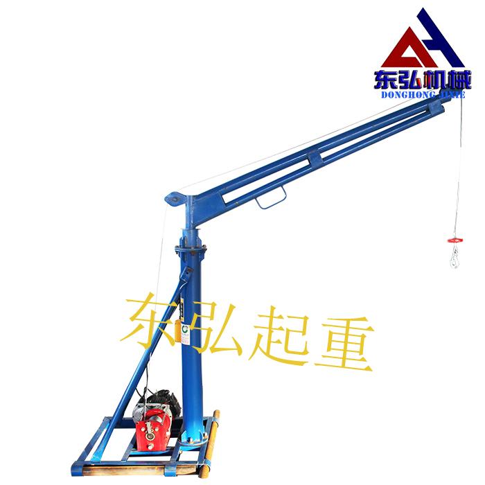 家用装修吊装型室外吊运机