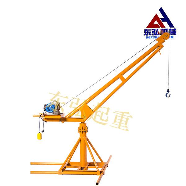 <strong>800公斤360度全角型旋转室外吊运机</strong>