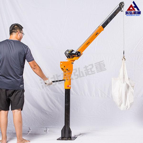 <strong>500公斤多功能车载吊运机</strong>