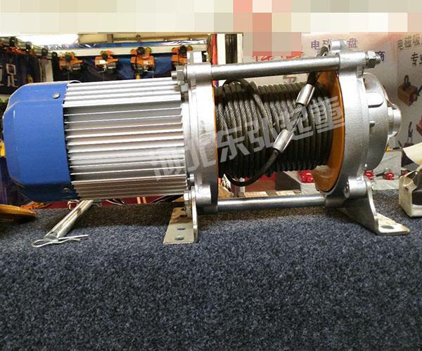 快速CD-K1全铝壳提升机