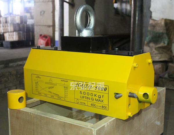 JGQZQ-5000永磁吸盘