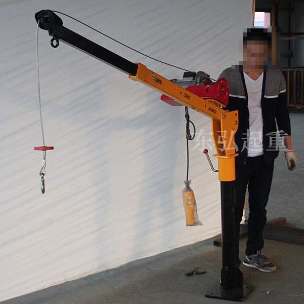 500公斤车载吊运机