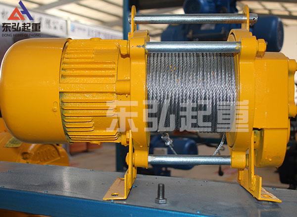 工业建筑电动提升机