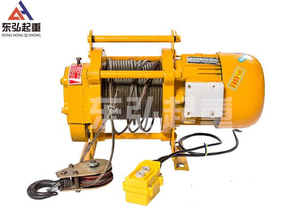 提升机生产厂家-电动提升机维