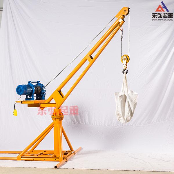 吊砖机价格/1吨小型家用快速吊砖机