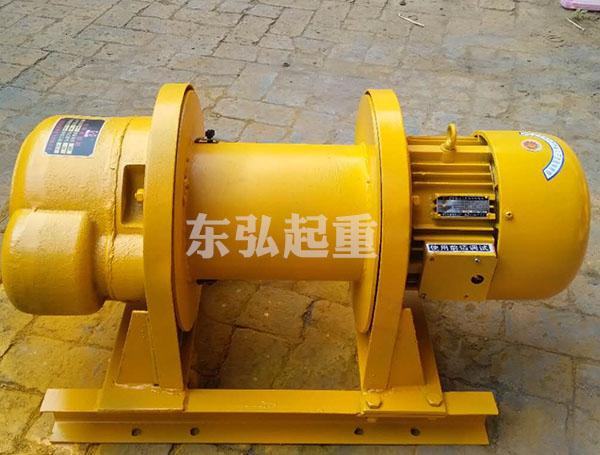 10吨电动卷扬机价格-重型钢丝绳电动卷扬机