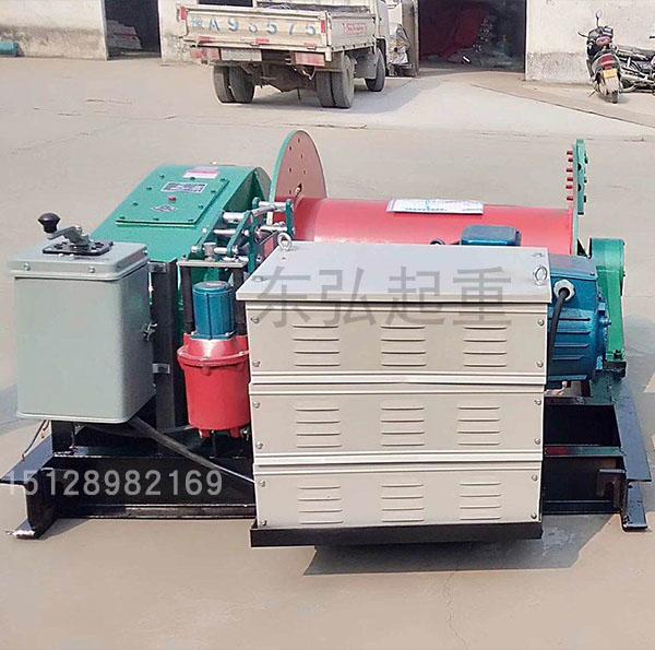 JM15型电控卷扬机/10吨工业卷扬机价格