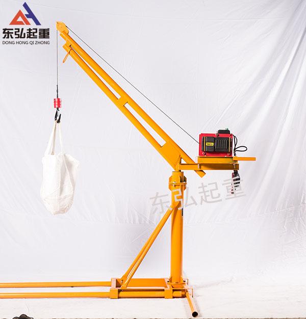 500公斤小吊机价格-500公斤电动升降小吊机厂家