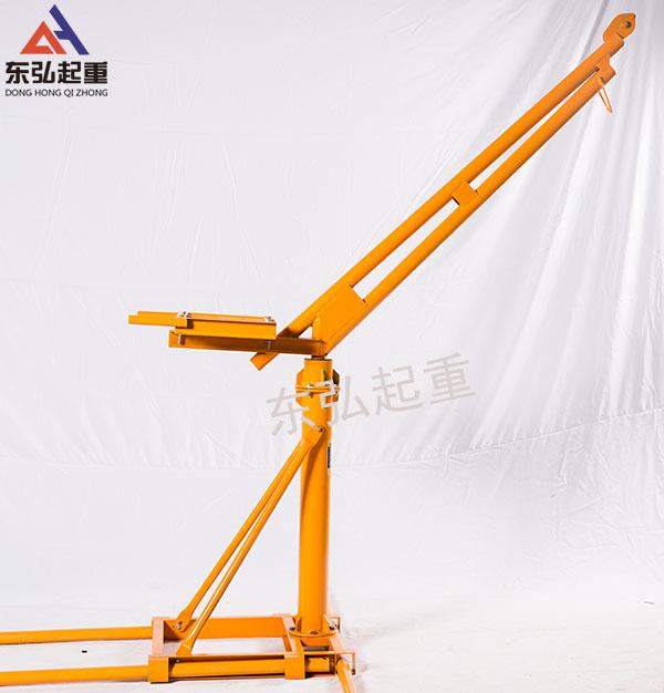 500公斤小吊机-500公斤室外小吊机架子价格