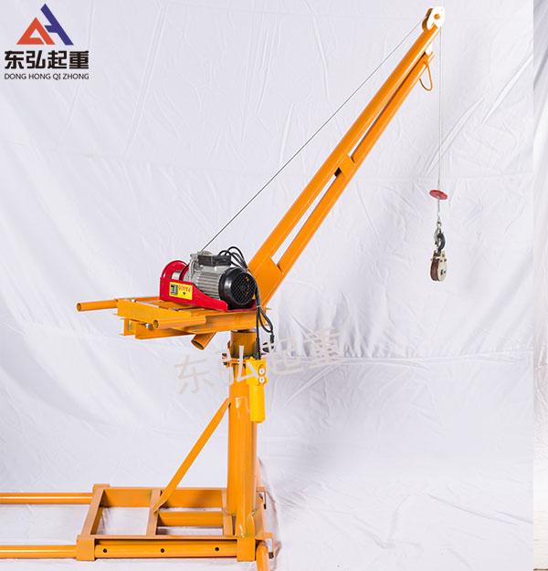 楼房吊装机/小型家用吊装机