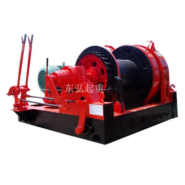 矿用卷扬机-JKL型快速卷扬机10吨