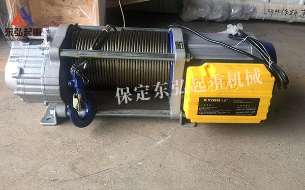 2吨电动提升机