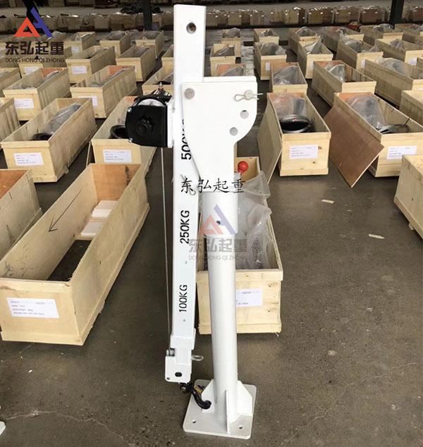 12V/24V车载小吊机/500公斤车载12v小吊机
