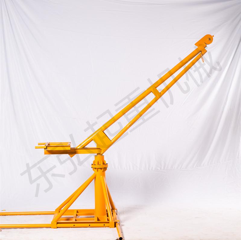 室外360度旋臂吊运机