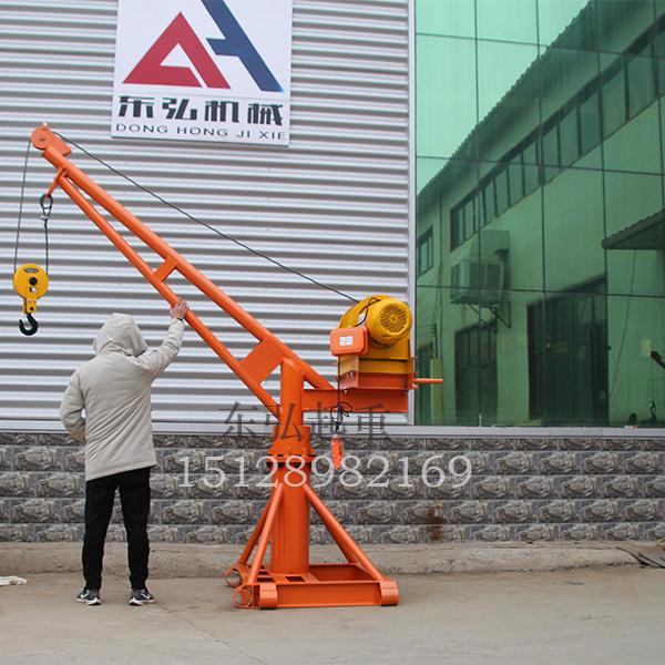 2吨室外吊装机价格